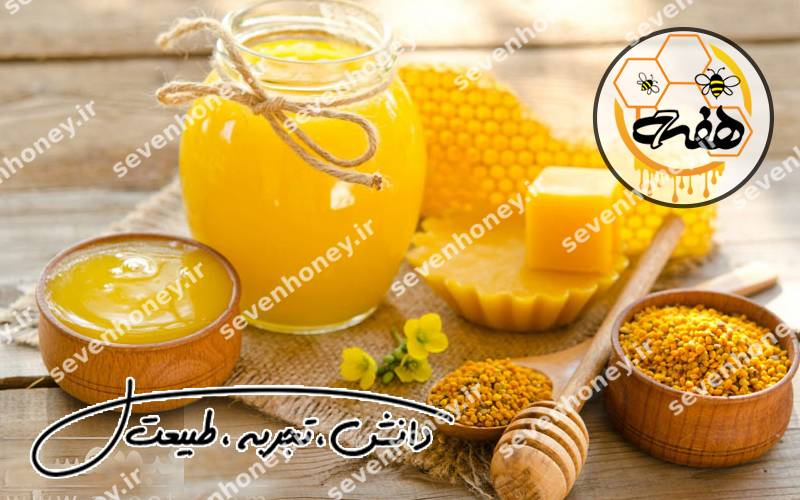 بازار عسل خام
