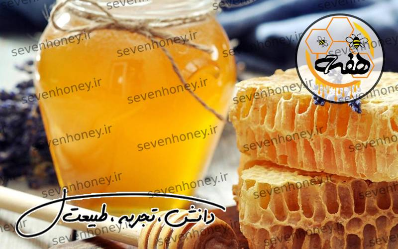 بازار فروش عسل در ایران