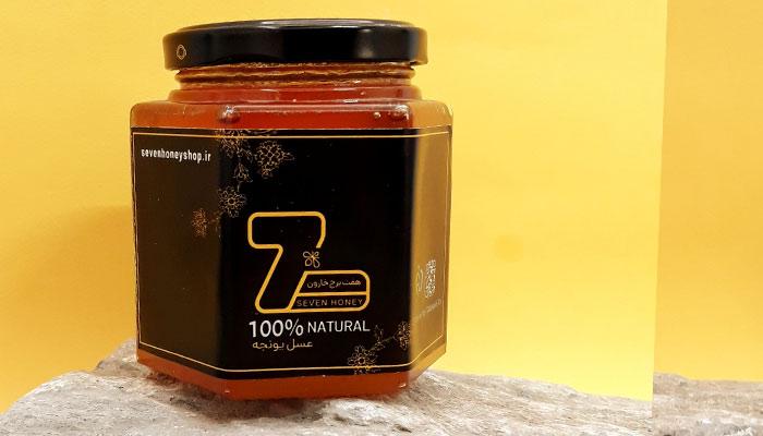 فروش عمده عسل یونجه