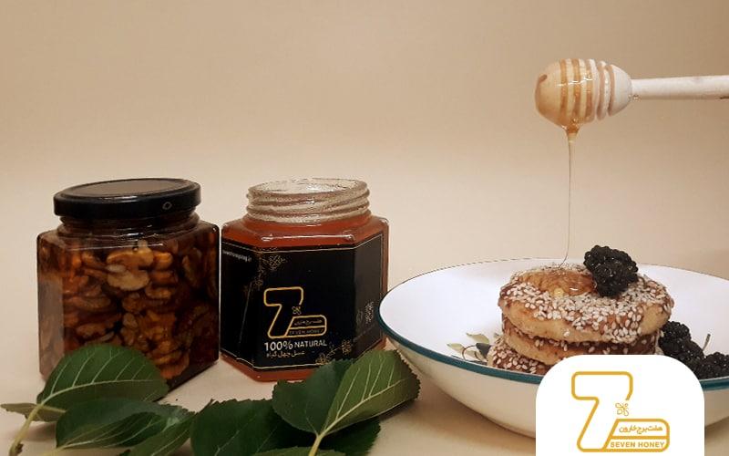 خرید عسل اصل طبیعی