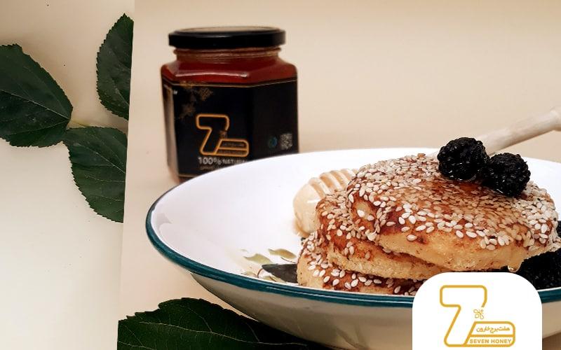 فروش عسل بهار نارنج