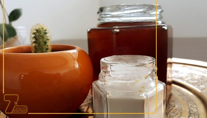 فروش عمده عسل کنار