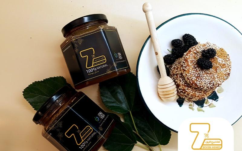 فروش عسل طبیعی آویشن