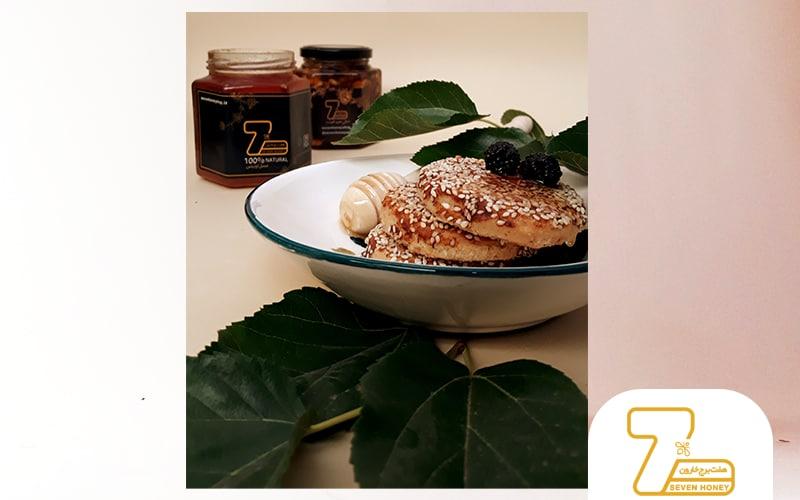 عسل گیشنیز طبیعی