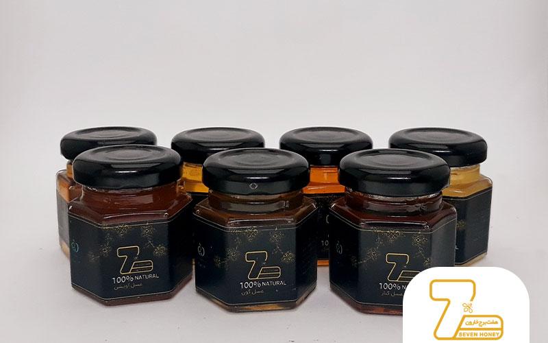 فروش فله ای عسل بهار نارنج