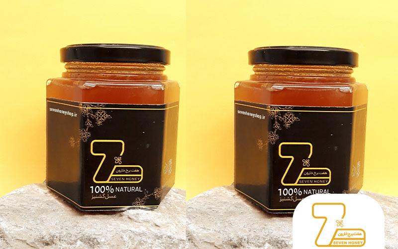 قیمت عسل تک گل
