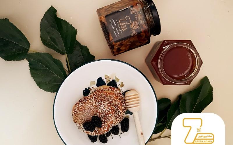 فروش عسل طبیعی مرکبات در فروشگاه ها