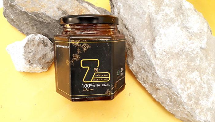 خرید اینترنتی عسل کنار طبیعی با کیفیت خارق العاده