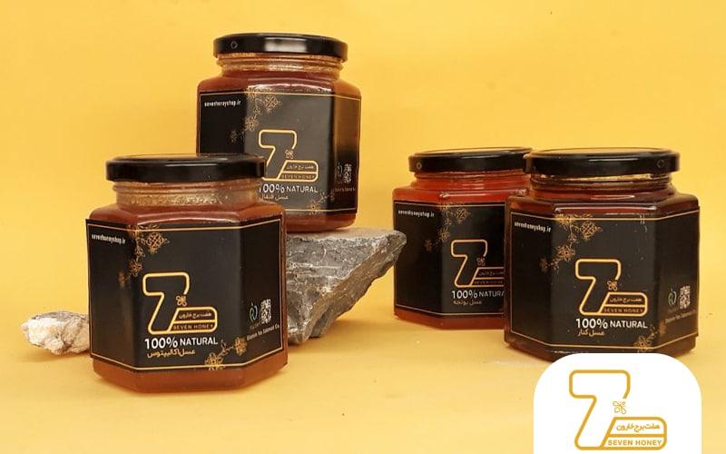 جدیدترین قیمت عسل طبیعی گون